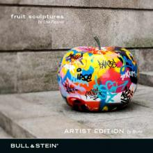 Graffiti Sculpture Fruit Catalogue
